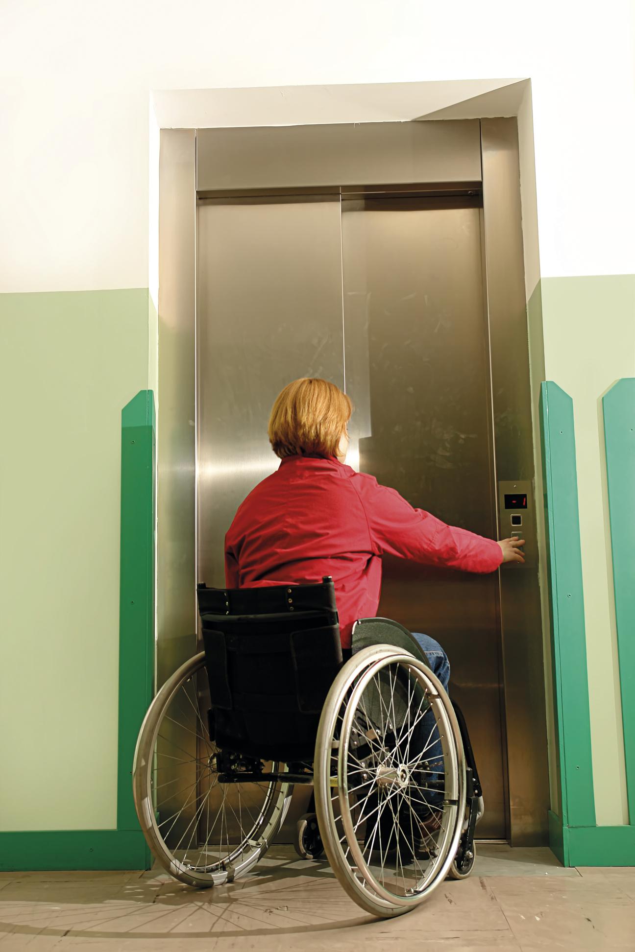 Hissi tekee taloyhtiöstä tasa-arvoisen