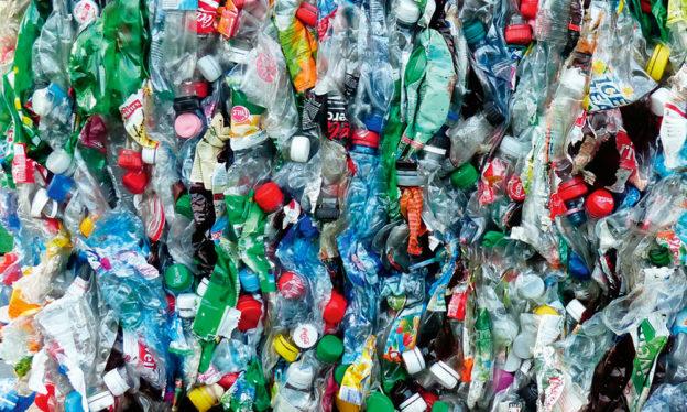 Tehokas muovinkierrätys